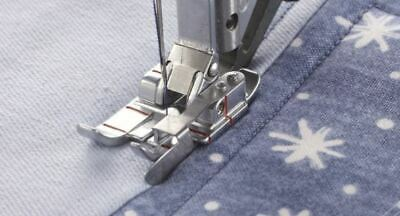 """1//4/"""" Patchwork Quilting Foot Markings w//Guide Pfaff Hobby,Hobbymatic #P60604-G"""