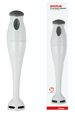 Green Girmi MX01 Immersione Electric Hand Blender 170 W Stainless Steel Blades Colours