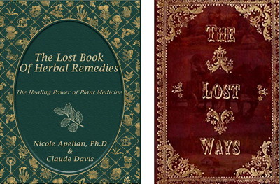 The Lost Ways & The Lost Book of Herbal Remedies