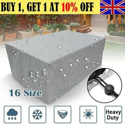 Large Waterproof Garden Patio Furniture Cover Covers Rattan Table Cube Outdoor G