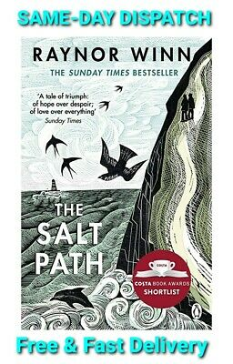 The Salt Path: The Sunday Times bestseller | Raynor Winn | Fast Delivery | £10
