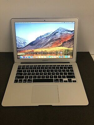 Apple macbook air 13 2011 1.7 core i5 4GB 60GB SSD