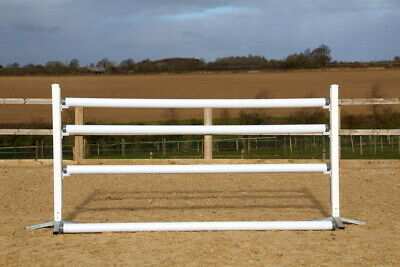 NEW PURPLE CLASSIC SHOW JUMP SLOPING BLOCK SINGLE PLASTIC FILL HORSE PONY ARENA