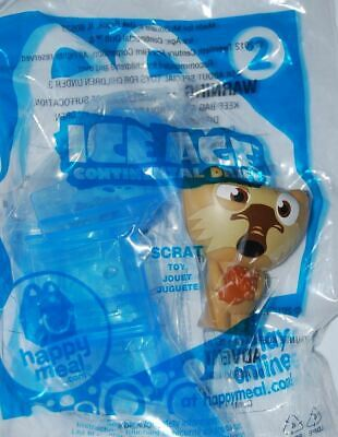 Mcdonald S Happy Meal Toy Ice Age Continental Drift Diego Toy 4 New 2012 2 99 Picclick