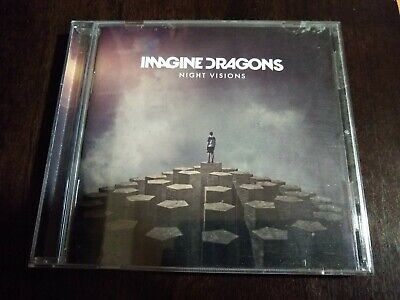 Night Visions [Dlx. Target Exclusive] by Imagine Dragons (CD, 2013, Interscope)