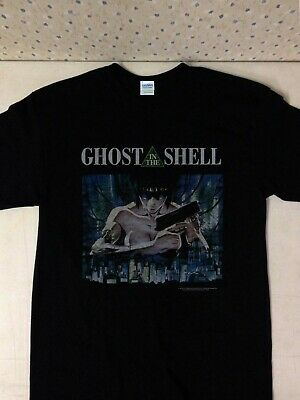 Vintage 1995 Ghost In The Shell Akira T Shirt Victim Anime Manga Japan Repriint 27 00 Picclick
