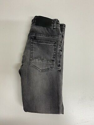 Hugo Boss Boys Skinny Fit Jeans Age 10 Yrs Grey Wash