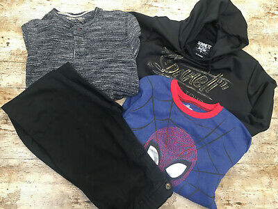 BOYS CLOTHING BUNDLE Age 12 to 13 years Sweaters Jeans SONETTI Marks and Spencer