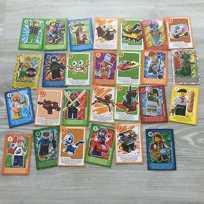 Sainsburys Lego Cards 2020 free postage YOU CHOOSE £1 For one 30p Each for 4+