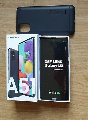 Samsung Galaxy A51 SM-A515F - 128GB - Prism Crush Black - 6.5 Zoll Rechnung
