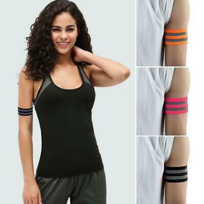 1Pcs Reflective Safety Bands Visibility Wrist Arm Ankle Walking S5T5 Leg N3N6