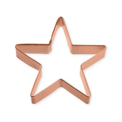 Williams Sonoma Christmas Ornaments 6 Delicate Bakers Molds Copper Tone