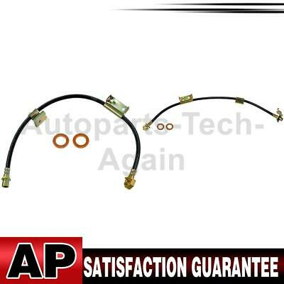 2x Dorman First Stop Front Left Front Right Brake Hydraulic Hose For C1500