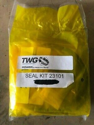 Pullmaster PL8 Factory Sealed Winch Seal Kit 23101