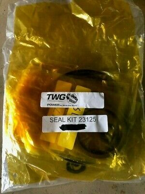 Pullmaster H8 / M8 Factory Sealed Winch Seal Kit 23125