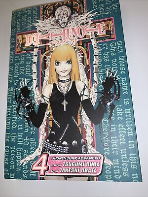 DEATH NOTE Finger Puppet /& COMIC 2006 Limited TAKESHI OBATA Art Fan Book