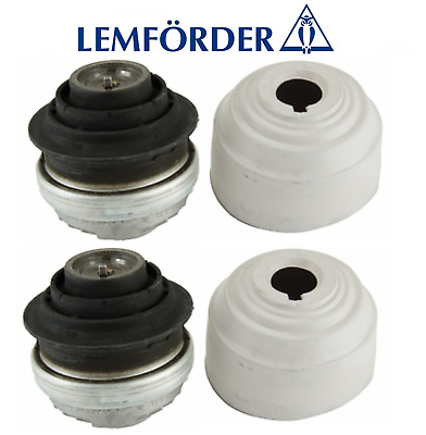 BLACK SERIES OEM Lemforder Engine Mounts fits 2006-2009 Mercedes Benz E320