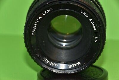 Yashica Lens DSB 1.9//50 Made in Japan