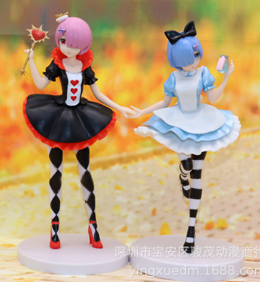 Anime Furyu Re Zero Starting Life in Another World Red hood Rem Figure No Box