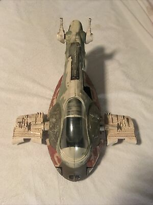 POTF Slave One // Slave 1 Ramp for Star Wars ESB 1981 Replacement 3D Printed.