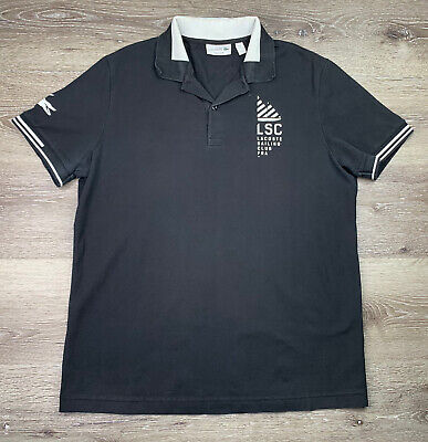 £ 90 Lacoste homme natation short Taille M//XL RRP: Sailing Club 1933