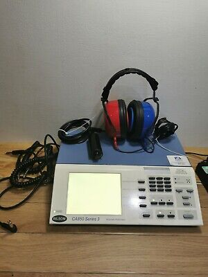 Amplivox CA850 Series 3 Automatic Audiometer Hearing Audiology Tester Spares
