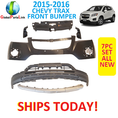 New Skid Plate Front Silver for Chevy Chevrolet Trax 13-16 GM1044124 25980546
