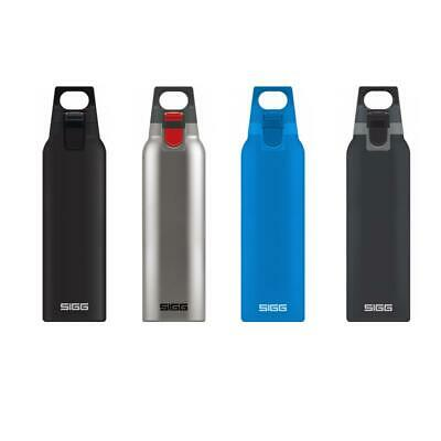 SIGG Swiss Water Bottle Hot And Cold One Scarlet Thermo Flask 867390/_SCA 0.5L