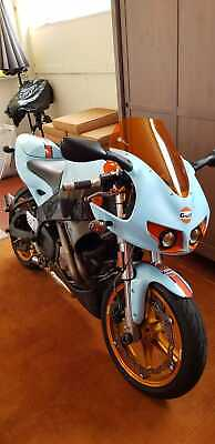 Buell XB12R Firebolt with 1000's £ of very desirable mods from new, beautiful