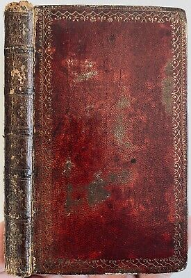 1765 PSALTER. Owned and with MSs notes by Important Abolitionist, Beilby Porteus