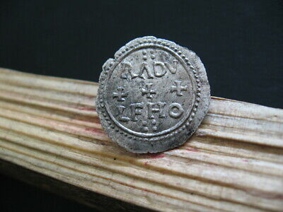 RADV LFMH ERIC BLOODAXE 952-954 AD KING of NORTHUMBRIA ANGLO-VIKING SILVER PENNY