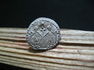 ANGLO-SAXON SILVER Ar Secondary SCEATTAS 725-745 AD 1,35 gr. Series QIB var. 2