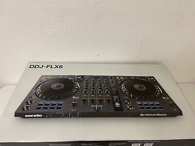Pioneer DDJ FLX6 4 Channel Controller For Rekordbox And Serato DJ