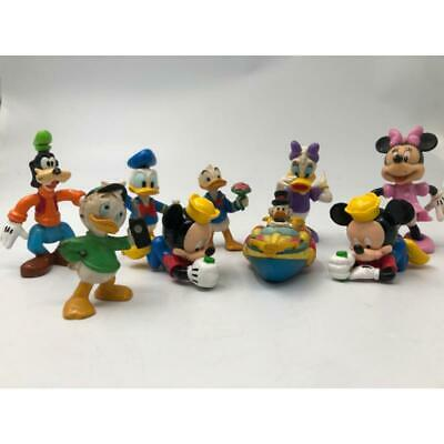 Personaggi Disney Vintage Lotto 9Pz Sorpresine - [Mi10]