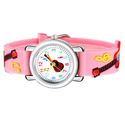 1pc Children Watch Lovely Funny Creative Students Watch for Girls Boys