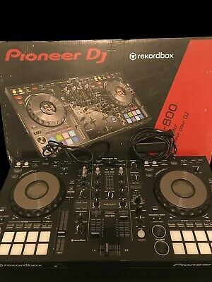 Pioneer DDJ-800 2-Channel DJ Controller (Comes w/ Rekordbox, Power & USB Cord)