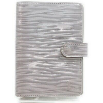 Louis Vuitton Diary Cover Agenda PMR2005C Grays Epi 1716015