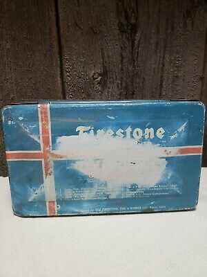 Firestone Vintage Original First Aid Kit