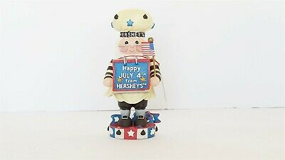 Hershey's Chocolate Happy 4th of July 1999 Collectible Figure