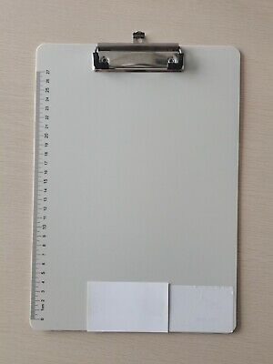 Used clipboard Fastener for clip office A4 Letter Document files Holder