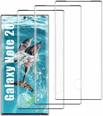 [3-Pack] Tempered Glass Screen Protector for Transparent-3PACK-Note 20