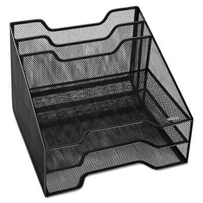 Rolodex Combination Sorter, Five Sections, Mesh, 12 1/2 x 11 1/2 030402000230
