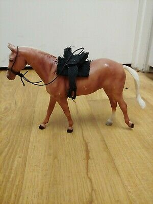 Breyer Classic Scale Model Horse And Tack Set