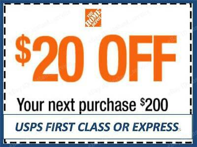 [1x] Home Depot Discount_ 1x_Expires 2021 March