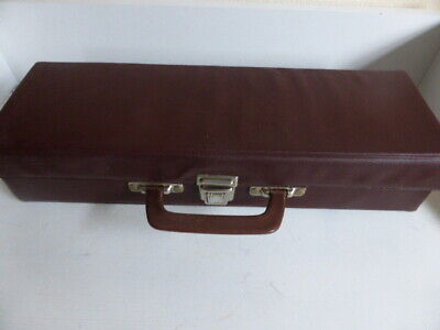 Cassette Case Brown Retro