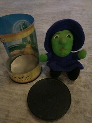 WB Miniature Classic Wizard of Oz Wicked witch of West Turner Classic mini plush