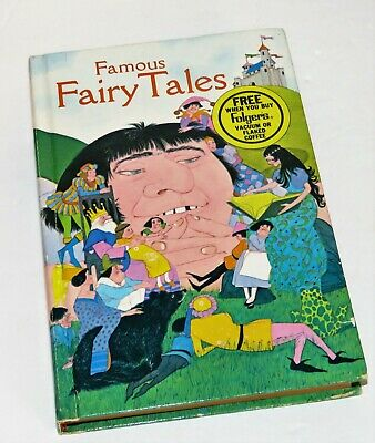Folgers Coffee Free Give A Way Famous Fairy Tales A Whitman Children's Book