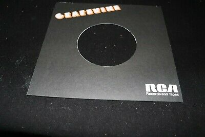 Grapevine record company sleeve only 7""