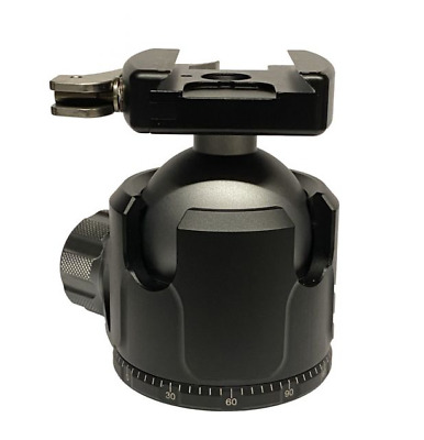 Two Vets - 55mm Low Profile Ball Head Arca / RRS Compatible with QR Plate