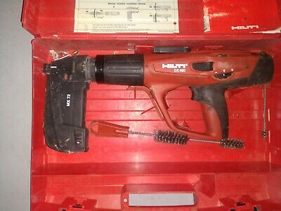 Hilti DX460 MX 72 Powder Actuated Tool